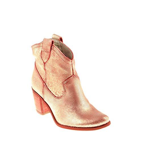 Multicolor Cowboy Di Biker Felmini Woman Da Innamorare E Pelle Shoes Las In 7487 Vegas Vera Stivali ZRFzwp4q