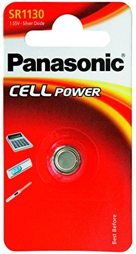 Panasonic SR-1130EL/1B Pile Oxyde d'argent