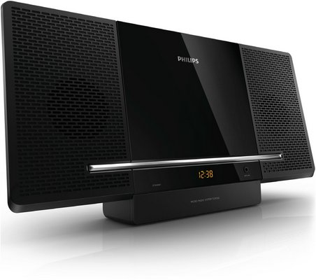 Philips-TCM-350-System-Audio