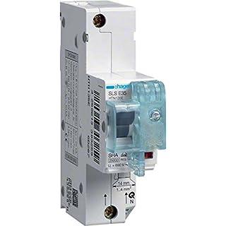 Hager HTN163C SLS-Schalter 1P Cs 63A f. Hutschiene