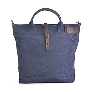 41XglLWeRpL. SS300  - GOOTIUM Bolso de Hombro para Mujer, Azul Marino (Azul) - 60612NV