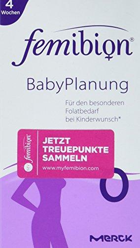 Femibion BabyPlanung, 28 St. Tabletten