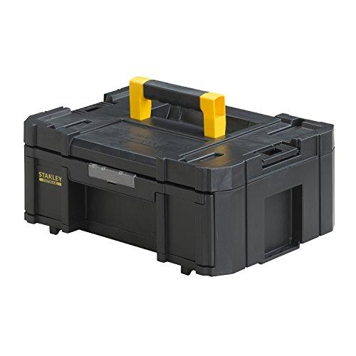 Stanley FMST1-71968 Mallette grand tiroir 6 casiers Tstak Fatmax