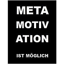 Metamotivation ist möglich: Manifeste und Antiprosa