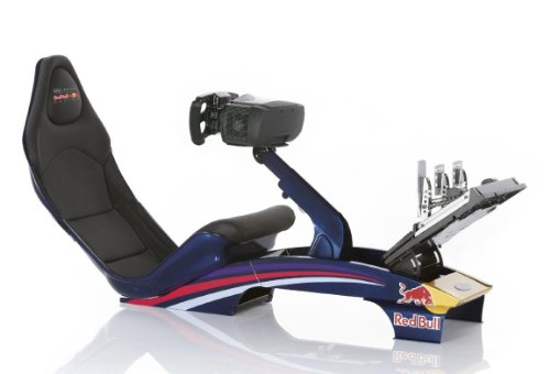 Playseat F1 - Red Bull Racing (Xbox One/PS3/PS4/Xbox 360/Nintendo Wii U)