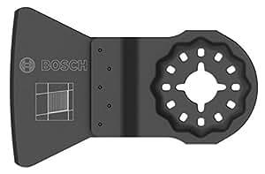 Bosch 2607017348 spatule HCS rigide ATZ 52 SC accessoire Starlock