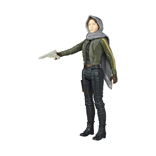 Star Wars B3908 - Figura Rogue One Titán, 30 cm, models surtidos 2