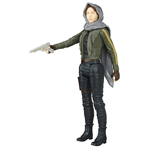 Star Wars Rogue One 12Zoll Sergeant Jyn ERSO Figur (Star Wars-droid-action-figuren)