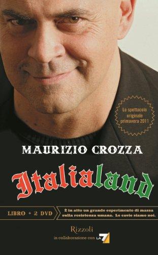 Italialand. DVD. Con libro