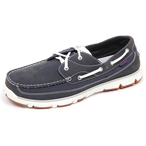 D5064 (SAMPLE NOT FOR SALES WITHOUT BOX) mocassino uomo blu L.L.BEAN shoe man Blu