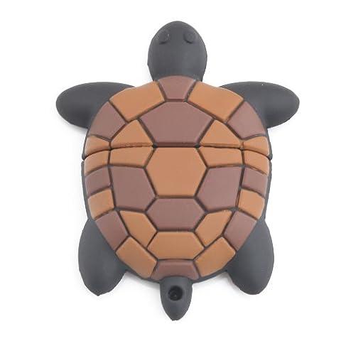 Ebest-8GB USB Flash Drive, Turtle Anime Cartoon Figure