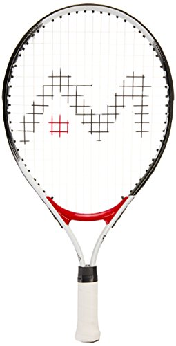 Mantis Kinder Tennisschläger 19, Rot, 48,3cm