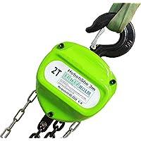 Kran Kettenzug Druckknopf Schalter 2 Tasten Steuerung Taste Anh/änger zum Heben Regler MEHRWEG VERPACKUNG