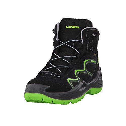 lowa unisex kids' innox gtx mid junior hiking boots