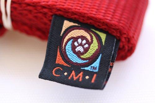 Original Illusion Collar Trainingshalsband & Leine des amerikanischen Hundeflüsterer Cesar Millan, Größe M, Rot - 6