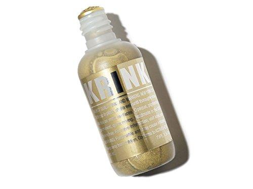 (Gold) - Krink K-60 Squeeze Marker - Gold - Krink Marker