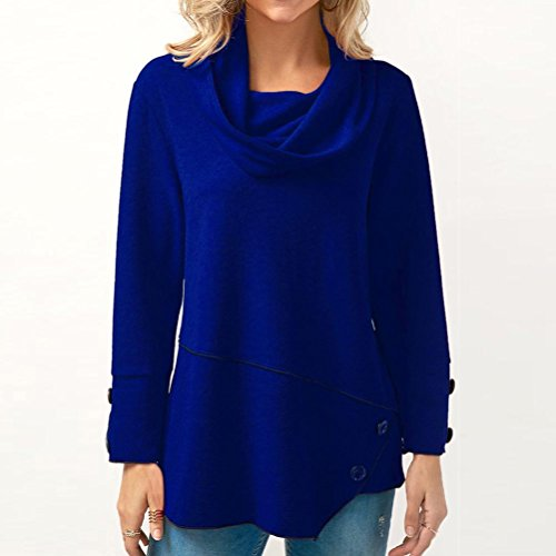 HLHN Camicia - Donna Blue