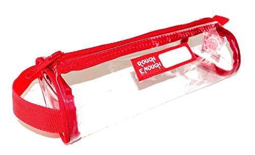 Abbastanza Ruvido, Borsa Da Polso Da Donna Multicolore Camo Piping S, Rosso (rosso) - Re8335 Rosso