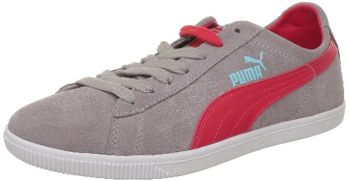 Puma Glyde Lo Wns., Baskets mode femme Gris (11Opal Gray/Blue Curacao)