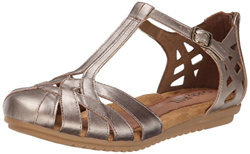 Rockport Cobb Hill Women's Ireland CH Dress Sandal,Pewter,10 M US Pewter