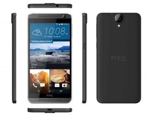 HTC One E9 + 5.5 mt6795 Octa Core 2.0 GHz, 3 GB RAM + 32 GB ROM. 20 MP 2800 mAh Battery.Blanco