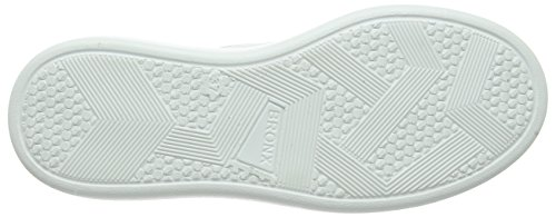 Bronx BX 939 Damen Sneaker Mehrfarbig (Silver/White 917)