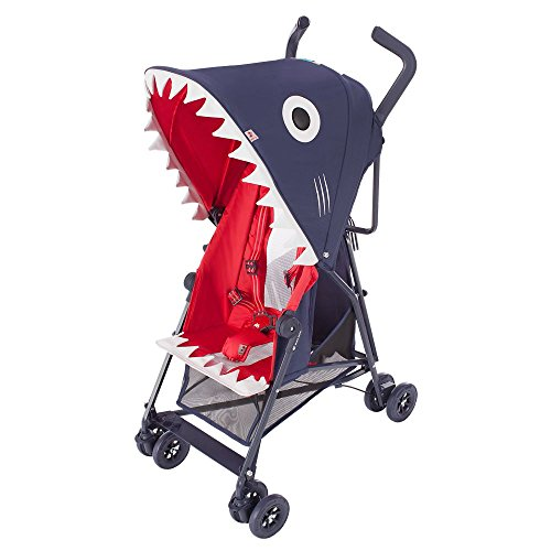 Maclaren passeggino pieghevole e multifunzione, shark buggy