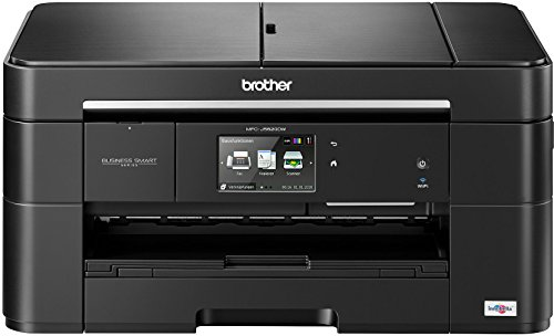 Brother MFC-J5620DW Farbtintenstrahl-Multifunktionsgerät (Scanner, Kopierer, Drucker, Fax) schwarz -