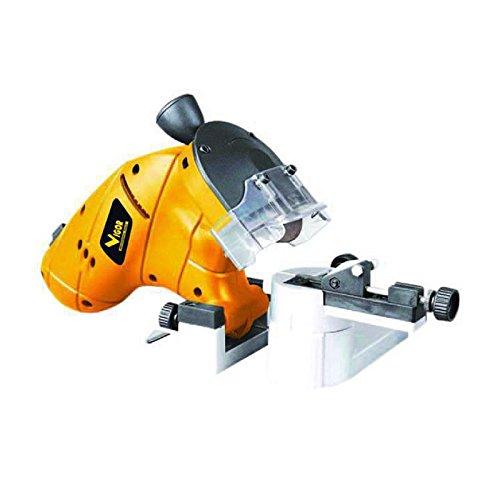 Preisvergleich Produktbild Sägekettenschleifer Vigor Mod. Vac130C/Klemme verstellbar 30°