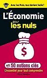 50 notions clés sur l'économie pour les Nuls