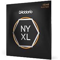 D'Addario NYXL1046 - Juego de cuerdas para guitarra eléctrica, 10-46