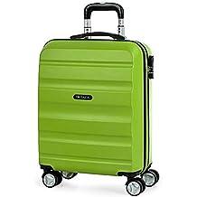 ITACA - Maletas de Viaje Trolley ABS. Rígidas, Resistentes y Ligeras. Mango,