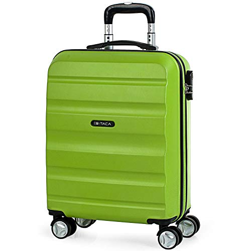 ITACA - Maleta Viaje 55x40x20 cm Cabina Trolley ABS