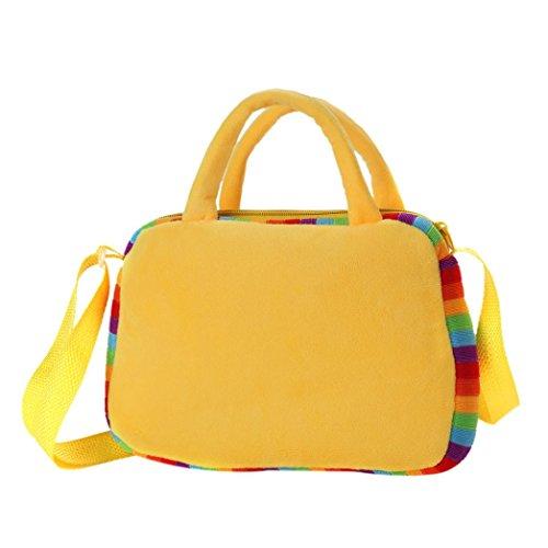 Imagen de goodsatar goodsatar lindo emoji emoticono escuela de hombro bolso del niño  bolsa bolso de la  a1  alternativa