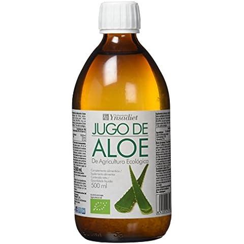 Ynsadiet Jugo Aloe Vera Bio - 500 ml
