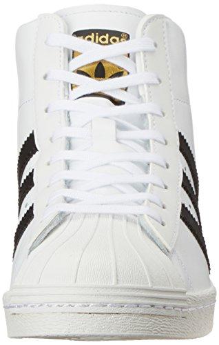 adidas  M19513,  Damen halbschuhe Weiß