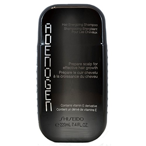 SHISEIDO - ADENOGEN, Shampoo contro la calvizie, 220 ml