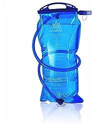AONIJIE–Mochila de senderismo (sistema de hidratación vejiga Mochila reserva de agua Camping adapta