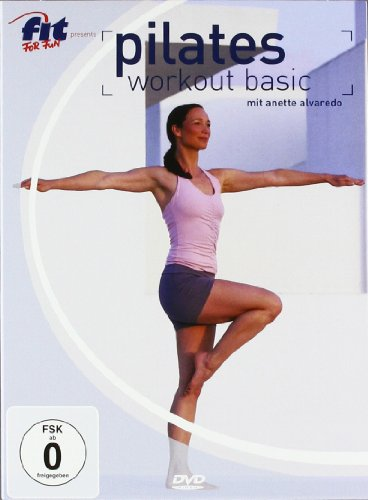 Pilates Workout Basic - mit Anette Alvaredo