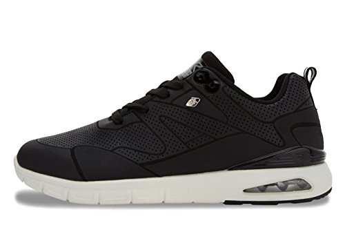 British Knights Demon, Sneakers basses homme Noir