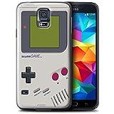 Coque de Stuff4 / Coque pour Samsung Galaxy S5/SV / Game Boy Design / Console (jeux vidéo) Collection