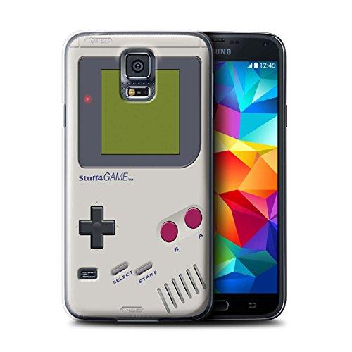 Stuff4 Hülle / Case für Samsung Galaxy S5/SV / Nintendo Game Boy Muster / Spielkonsolen Kollektion