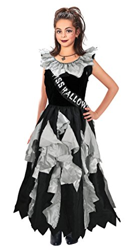 Zombie Prom Queen 11-13 Years costume Kids Fancy (Zombie Queen Kostüm Prom Kind)