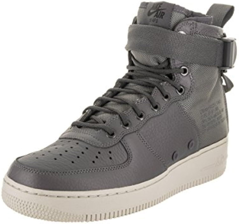 Nike SF Air Force 1 Mid AF1 Sneaker Boots Grigio Grigio Grigio Scarpe da Uomo Sneaker | Sale Italia  | Scolaro/Signora Scarpa  2d067d