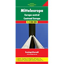 Mitteleuropa: 1:2.000.000