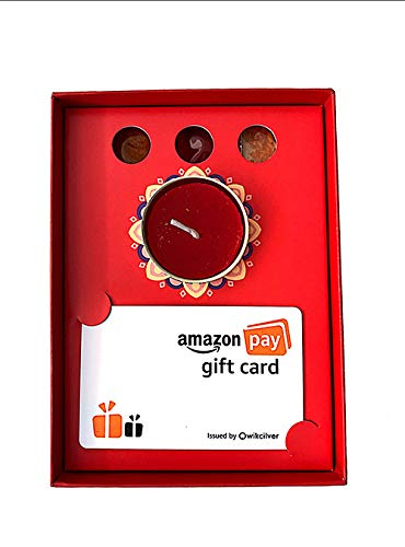 Gift box with Diya
