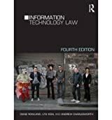 [(Information Technology Law)] [ By (author) Diane Rowland, By (author) Uta Kohl, By (author) Andrew Charlesworth ] [November, 2011]