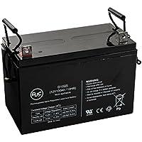 Batteria per Gruppo di continuità Minuteman E17E20 Scrubbers 12V 100Ah - Ricambio di marca AJC®