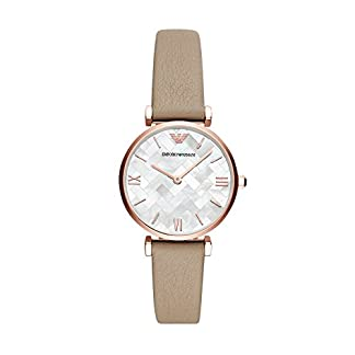 Emporio Armani Analog Multi-Colour Dial Women's Watch – AR11111
