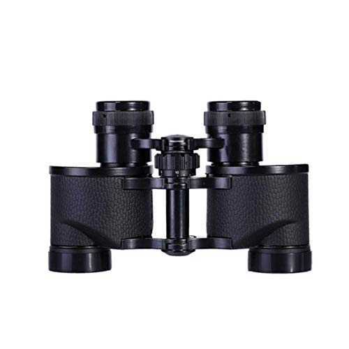 ZYL-YL Fernglas, 6X24 optisches Objektiv Großes Teleskop-Okular, Low Light Stufe Nachtsicht Weitwinkel Compact for Vogelbeobachtung Jagd Konzert